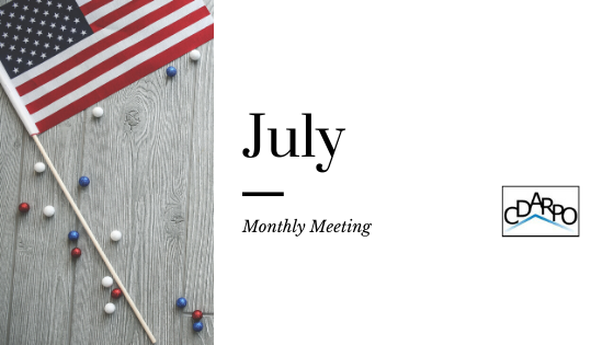 july meeting