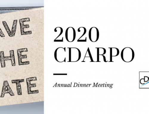 2020 CDARPO Annual Dinner Meeting