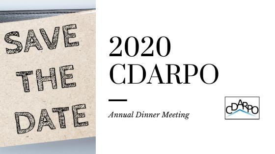 Annual Dinner Meeting