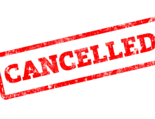 April Members Meeting Cancelled