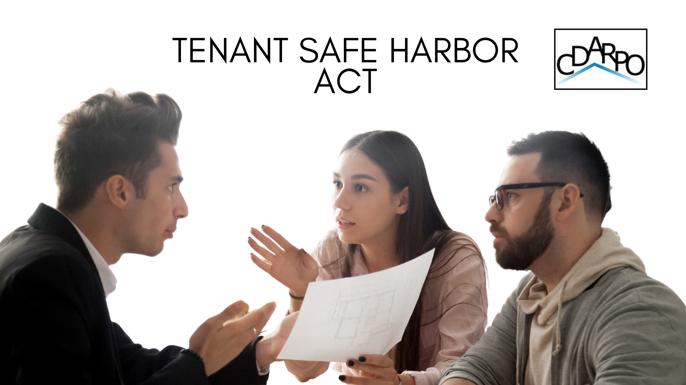 Tenant Safe Harbor Act