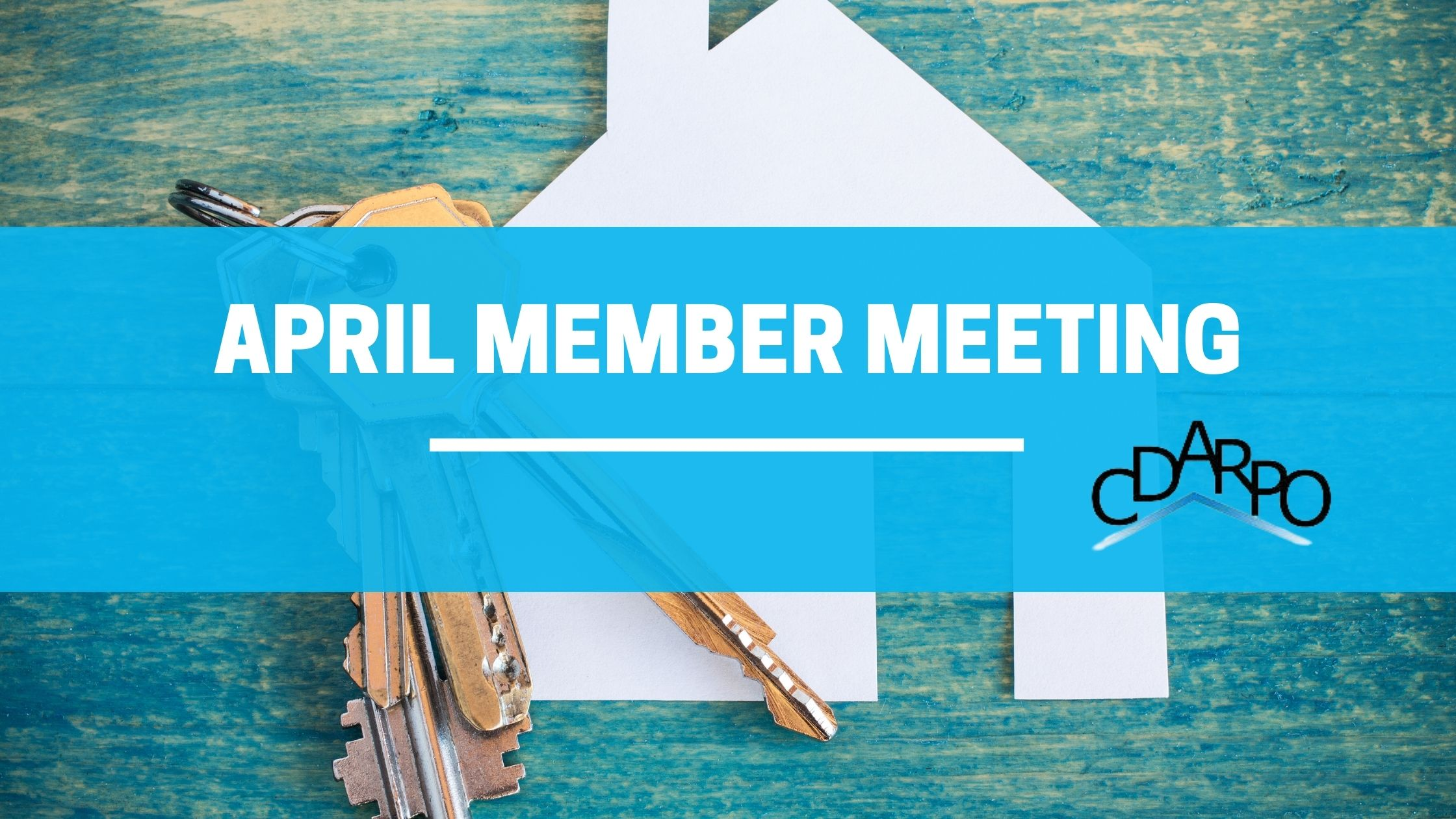 april member meeting cdarpo